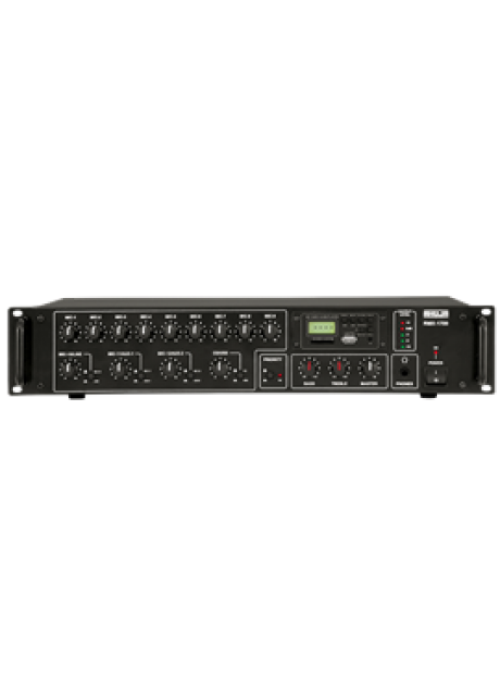 Ahuja RMX-1700 PA Pre Amplifier