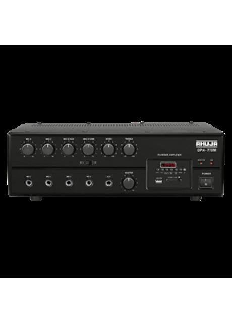 Ahuja  PA Amplifier DPA-770M