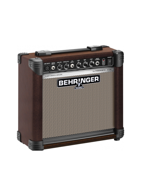 Behringer AT108 Ultracoustic 15W Instrument Amplifier