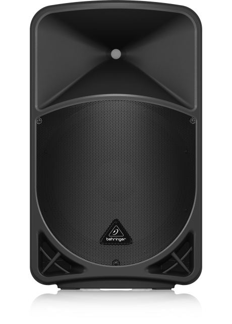 """Behringer B15X 1000 Watt 2 Way 15"""" Powered Loudspeaker with Digital Mixer, Wireless Option, Remote Control via iOS*/Android* Mobile App and Bluetooth Audio Streaming"""