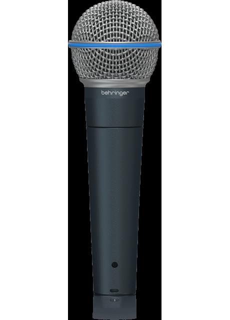 Behringer BA 85A Dynamic Super Cardioid Microphone