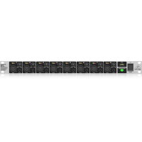 Behringer ADA8000 Audiophile 8 Channel A/D and D/A Converter with Premium Mic Preamplifiers and ADAT Interface