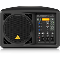 """Behringer B207MP3 Active 150 Watt 6.5"""" PA/Monitor Speaker System with MP3 Player"""