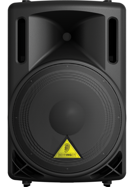 """Behringer B212 500 Watt 2-Way PA Speaker System with 12"""" Woofer and 1.75"""" Titanium Compression Driver"""