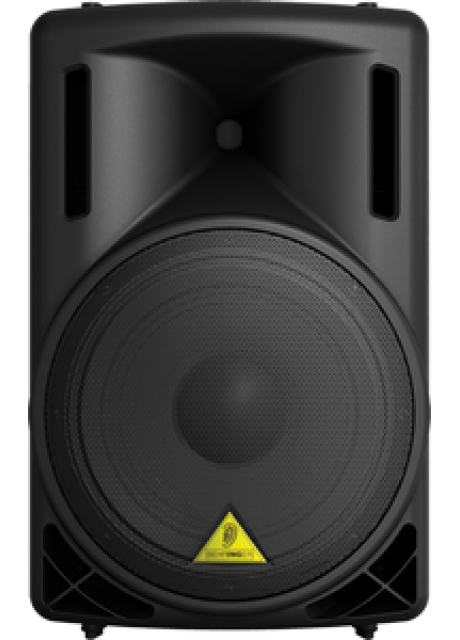 """Behringer B215 600 Watt 2-Way PA Speaker System with 15"""" Woofer and 1.75"""" Titanium Compression Driver"""