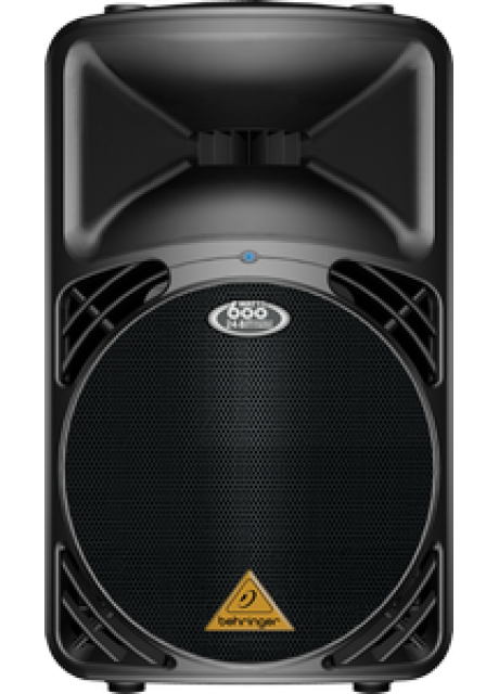 """Behringer B412DSP Digital Processor-Controlled 600 Watt 12"""" PA Speaker System with Integrated Mixer"""
