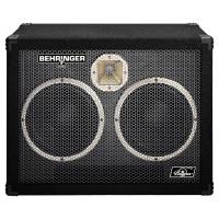 Behringer BB210 High-Performance 600 Watt Bass Cabinet with Original 2 x 10'' Bugera Speakers and 1'' Horn Driver