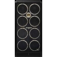 Behringer BB810 High-Performance 2400 Watt Bass Cabinet with Original 8 x 10'' Bugera Speakers and 1'' Horn Driver