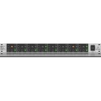 Behringer DI800 Professional Mains/Phantom Powered 8 Channel DI-Box