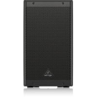 """Behringer DR110DSP Active 1000 Watt 10"""" PA Speaker System with DSP and 2 Channel Mixer"""