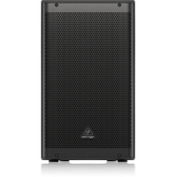 """Behringer DR112DSP Active 1200 Watt 12"""" PA Speaker System with DSP and 2 Channel Mixer"""