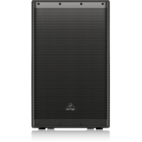 """Behringer DR115DSP Active 1400 Watt 15"""" PA Speaker System with DSP and 2 Channel Mixer"""