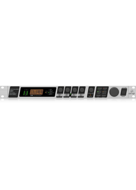 Behringer FX2000 High-Performance 3D Multi-Engine Effects Processor