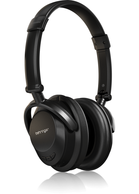Behringer HC 2000BNC Wireless Active Noise-Canceling Headphones with Bluetooth* Connectivity