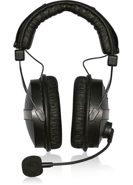 Behringer HLC 660M Multipurpose Headphones with Built-in Microphone