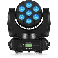 Behringer MOVING HEAD MH710 Compact Moving Head Wash Lighting Effect with RGBW LED