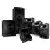 """Behringer P1220 Professional 320 Watt PA Speaker with 12"""" Woofer and 1.75"""" Titanium-Diaphragm Compression Driver"""