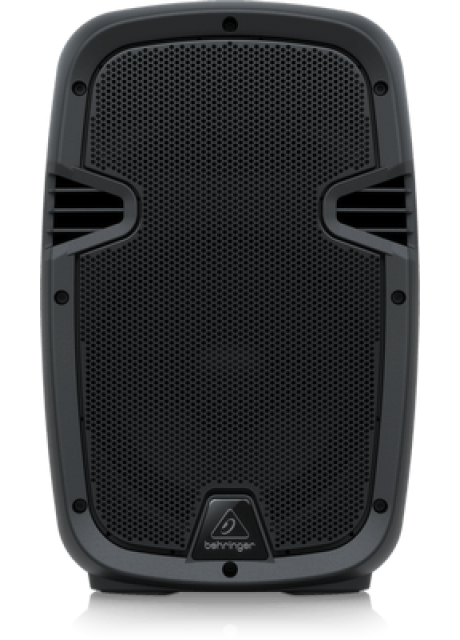 """Behringer PK108A Active 240 Watt 8"""" PA Speaker System with Built-in Media Player, Bluetooth* Receiver and Integrated Mixer"""