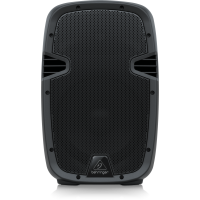 """Behringer PK110A Active 320 Watt 10"""" PA Speaker System with Built-in Media Player, Bluetooth* Receiver and Integrated Mixer"""