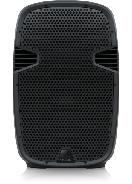 """Behringer PK115A Active 800 Watt 15"""" PA Speaker System with Built-in Media Player, Bluetooth* Receiver and Integrated Mixer"""