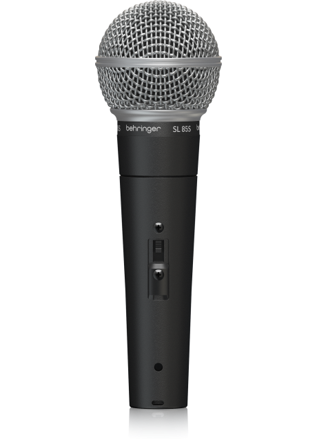 Behringer SL 85S Dynamic Cardioid Microphone with Switch