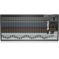 Behringer SX3242FX Ultra-Low Noise Design 32-Input 4-Bus Studio/Live Mixer with XENYX Mic Preamplifiers, British EQ and Dual Multi-FX Processor