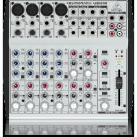 Behringer UB1202 Ultra-Low Noise Design 12-Input 2-Bus Mic/Line Mixer