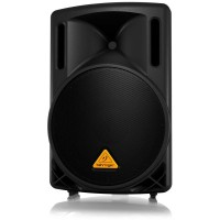 """Behringer B212D Active 550 Watt 2-Way PA Speaker System with 12"""" Woofer and 1.35"""" Compression Driver"""