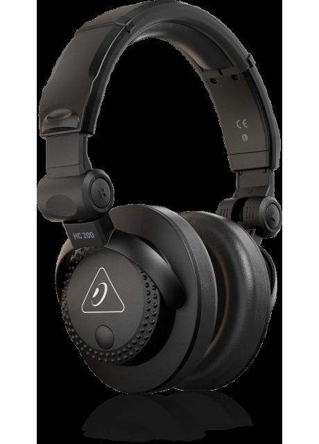 Behringer HC 200 High-Quality Professional DJ Headphones