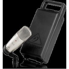 Behringer C-1 Professional Large-Diaphragm Studio Condenser Microphone