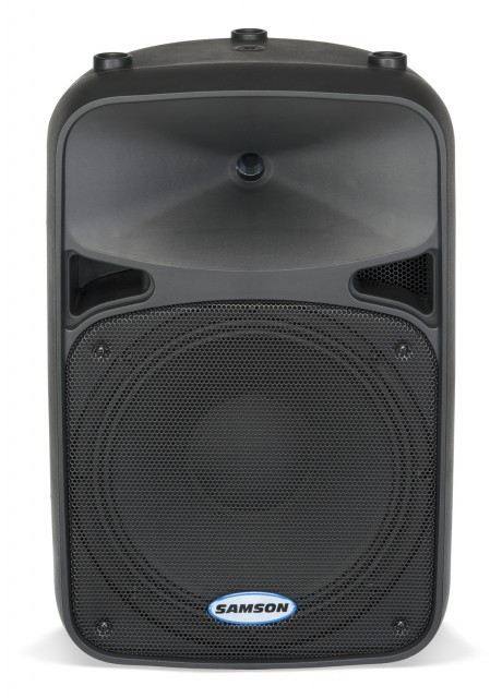 Samson D415 Compact, lightweight 2-way active loudspeaker system