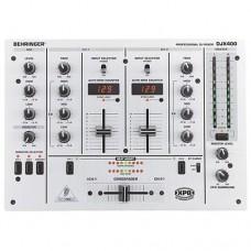 Behringer Pro Mixer DJX400 - Professional 2-Channel Dj Mixer