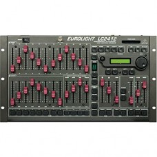 Behringer Eurolight LC2412 Professional 24-Channel DMX Stage Light