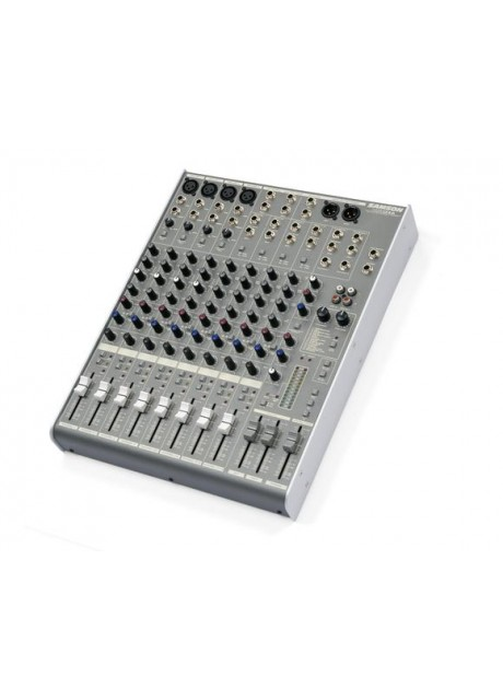 Samson MDR1248 12 ch Excellent sounding mixer for studio and live applications