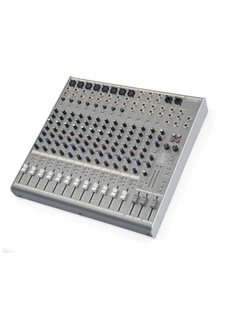 Samson MDR1688 16 Ch Excellent sounding mixer for studio and live applications