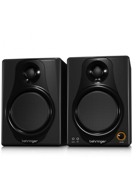 BEHRINGER Powered Studio Monitors Pair MEDIA 40USB