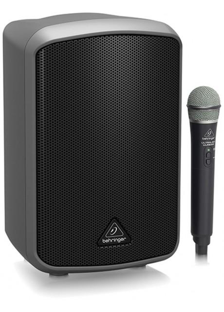 Behringer Europort MPA100BT All-in-One 100-W Speaker w Wireless
