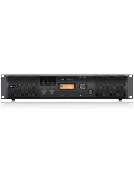 Behringer NX3000D Stereo Power Amplifier