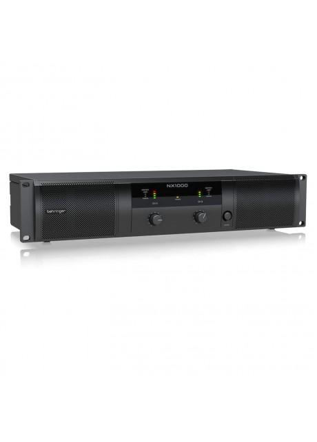 Behringer NX1000 Range of Class D Power Amplifiers