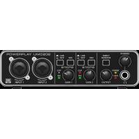 Behringer U-PHORIA UMC202HD  Audiophile 2x2, 24-Bit/192 kHz
