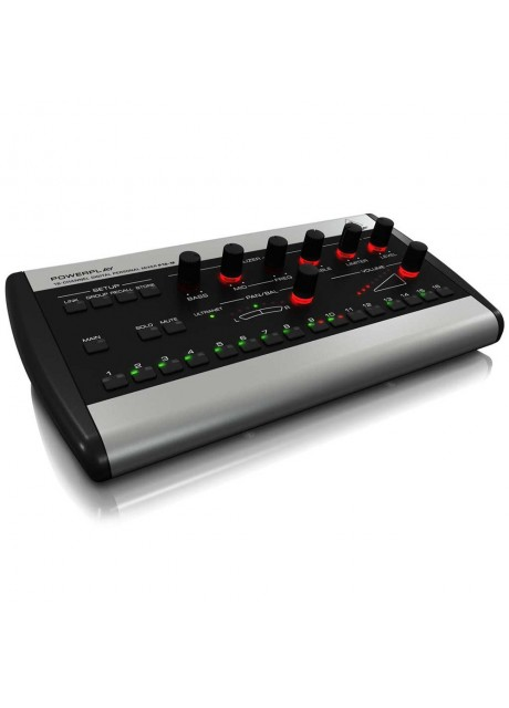 BEHRINGER P16-M 16-Channel Digital Personal Mixer