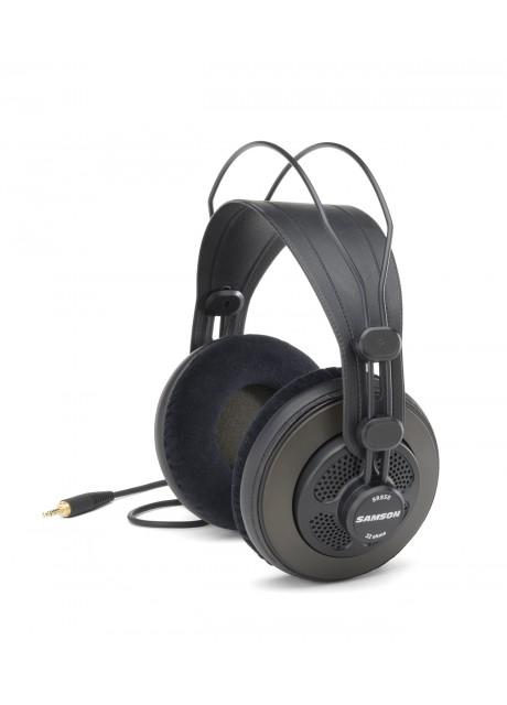 Samson SR850-Semi-Open-Back Studio Headphones