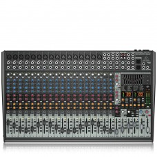 Behringer Eurodesk SX2442FX Ultra-Low Noise Design 24-Input 4-Bus