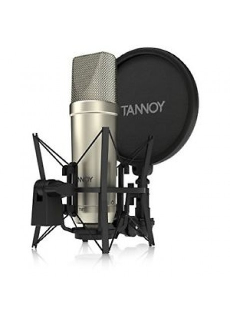 Tannoy TM1 Complete Recording Package with Diaphragm Condenser Microphone, Large