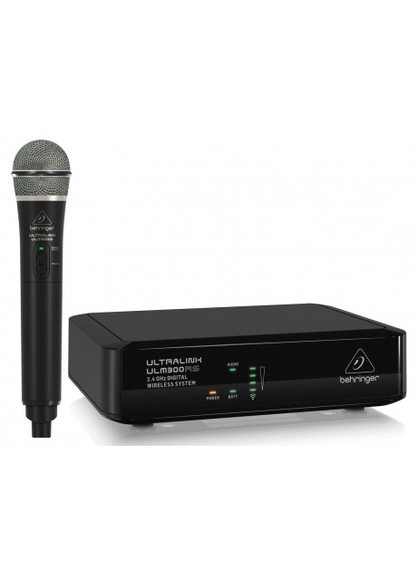 Behringer Wireless Microphone Untralink ULM300MIC