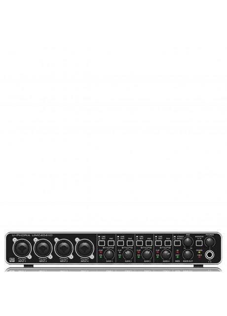 BEHRINGER Audio Interface 4-Channel UMC404HD