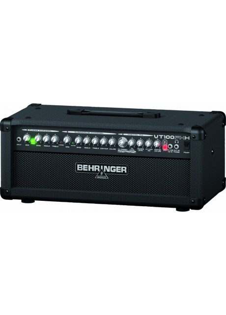 Behringer VT100FXH Virtube 100-Watt Guitar Amplifier Head