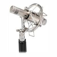 Warm Audio WA-84 - Cardioid - Nickel Color. Small Diaphragm Condenser Microphone.