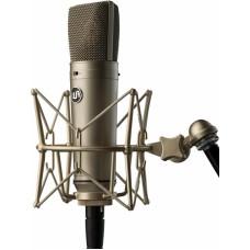 Warm Audio WA-87 Style Large Condenser Studio Microphone
