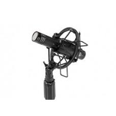 Warm Audio WA-84-C-B Cardioid - Black Color. Small Diaphragm Condenser Microphone
